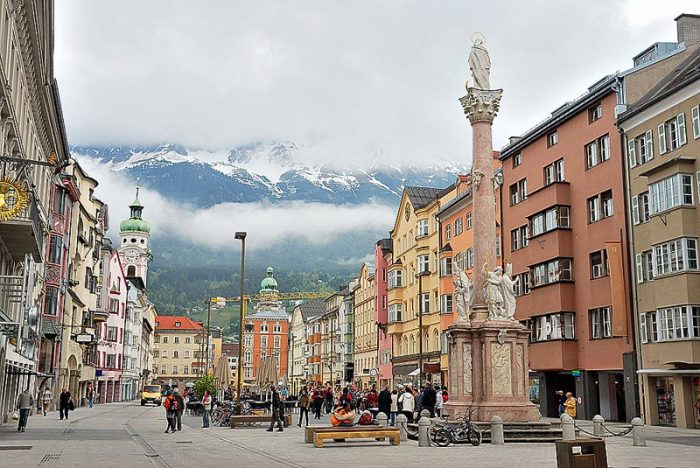Are you looking for an apartment in the Innsbruck area?